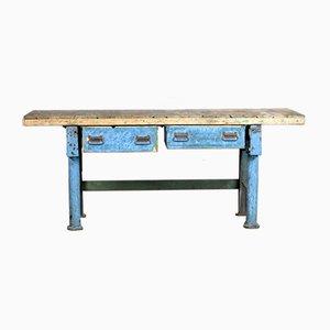 Table de Travail Industrielle, 1940s