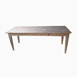 Antique Fir Dining Table