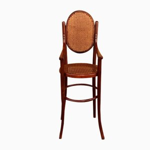 Antique Lounge Chair from Thonet