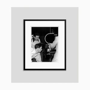 The Men 1950 Archival Pigment Print Framed in Black by Everett Collection