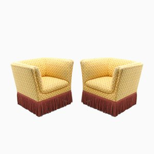 Vintage Lounge Chairs, 1970s, Set of 2