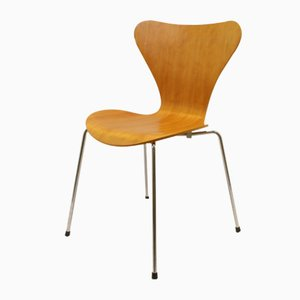 Model 3107 Butterfly Dining Chair by Arne Jacobsen, 1966
