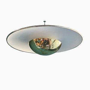 Lampada da soffitto nr. 155 di Gino Sarfatti per Arteluce, 1953