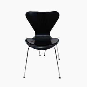 Series 3107 Dining Chair by Arne Jacobsen for Fritz Hansen, 1990s