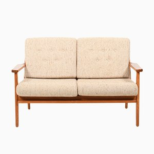 Mid-Century Danish 2-Seat Sofa in Teak, 1960s