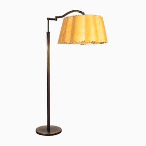 Art Deco Bauhaus Floor Lamp, 1920s