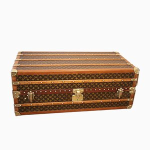 Vintage Wardrobe Steamer Trunk by Louis Vuitton