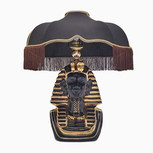 Tutankhamun Table Lamp from Ahura, 1970s