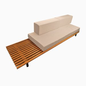 Bench by Charlotte Perriand, 1960s