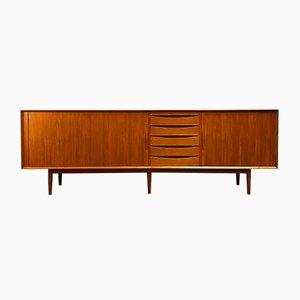 Modernes Teak Sideboard von Arne Vodder für Sibast, 1960er