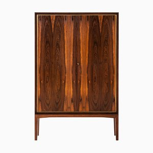 Danish Rosewood Cabinet from Mogens Lysell, 1950s