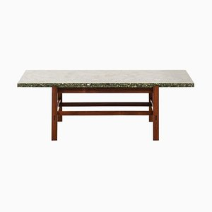 Rosewood Coffee Table by Inge Davidsson for Ernst Johansson, 1964