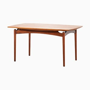 Danish Dining Table in the Style of Finn Juhl, 1950s