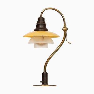 Lampe de Bureau Modèle PH 2/2 par Poul Henningsen pour Louis Poulsen, Danemark, 1930s