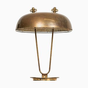 Finnish Table Lamp by Paavo Tynell for Taito Oy, 1950s