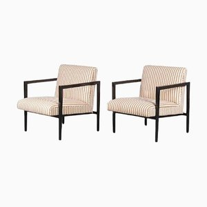 R3 Chairs by Branco & Preto for Mahlmeister & Cia, Brazil, 1950, Set of 2