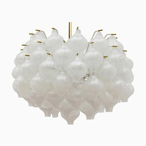 Large Tulip Light Fixture by J.T. Kalmar, 1970s