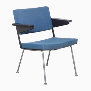 Blue 1445 Chair by André Cordemeyer for Gispen, 1960s