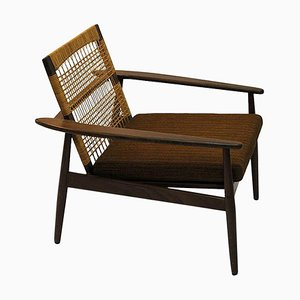 Mid-Century Danish Lounge Chair by Hans Olsen for Juul Kristensen, 1960s