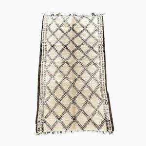 Vintage Beni Ouarain Teppich
