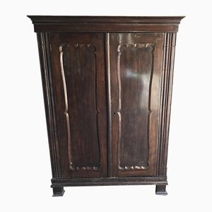 Antique Double Wardrobe