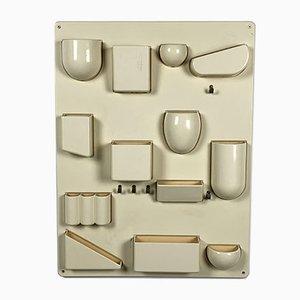 Sistema de almacenamiento de pared Uten Silo de Dorothee Becker para Design M, años 70