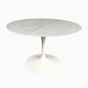 Table de Salle à Manger Tulip en Marbre par Eero Saarinen pour Knoll Inc. / Knoll International, 2000s