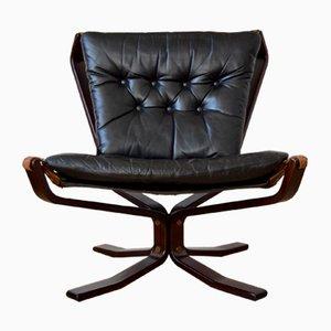 Danish Low Back Falcon Chair, 1976