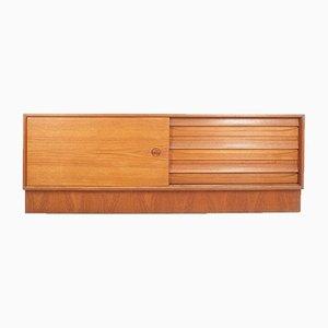 Dänisches Vintage Teak Sideboard, 1960er