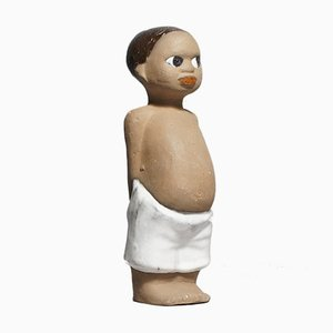 Ceramic Figurine by Mari Simmulson for Upsala Ekeby, 1960s
