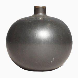 Vaso in gres di Carl-Harry Stålhane per Rörstrand, anni '50