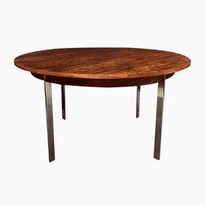 Table de Salle à Manger Ronde en Palissandre par Richard Young pour Merrow Associates, 1968