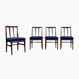 Mid-Century Dining Chairs by John Herbert for A. Younger Ltd., 1960s, Set of 4