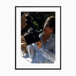 Stampa David Bailey Oversize bianca di Slim Aarons