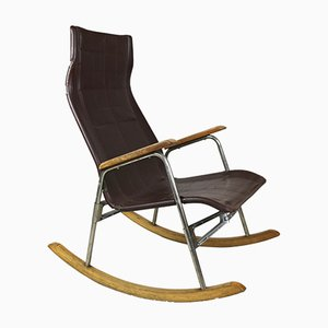 Mid-Century Folding Chair by Takeshi Nii