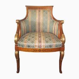 Empire Style Armchair, 1980s