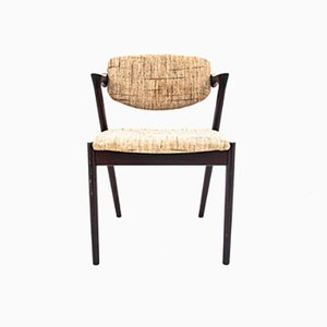Model 42 Dining Chair by Kai Kristiansen, 1960s