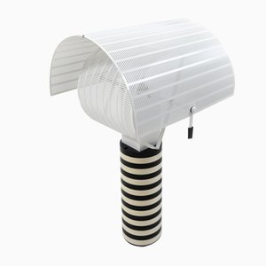 Lampe de Bureau Shogun par Mario Botta pour Artemide, 1980s
