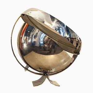 Lampada da tavolo modello 6p2 olografica di Paolo Tilche per Sirrah, anni '60