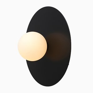 SMBH Minimal Geometric Sconce or Ceiling Lamp by Wojtek Olech for Balance Lamp