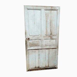 Antique Oak Sliding Loft Door