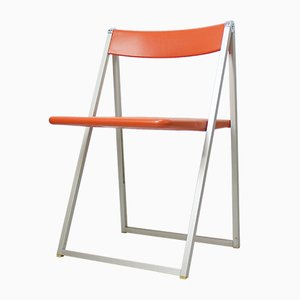 Vintage Folding Chair by Team Form AG for Interlübke, 1970s