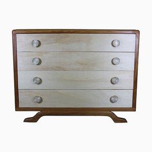 Mid-Century Italian Modern Wooden Dresser