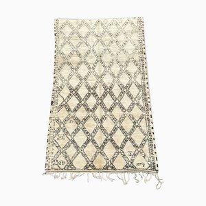 Vintage Beni Ouarain Berber Carpet, 1958