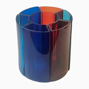 Sectional Glass Vase by Per Ivar Ledang for Ikea, 1990s