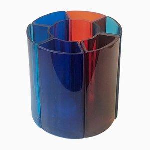 Sektionale Glasvase von Per Ivar Ledang für Ikea, 1990er