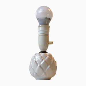 Petite Lampe de Bureau Archistoke Vintage en Céramique de Michael Andersen & Son, 1950s