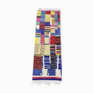 Tappeto vintage da berbero