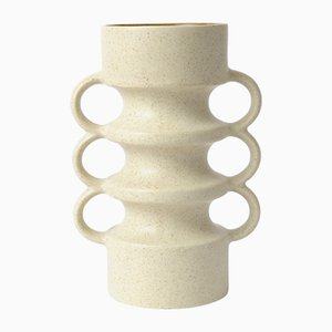 Candelabro de cerámica de Ditmar Urbach, años 70