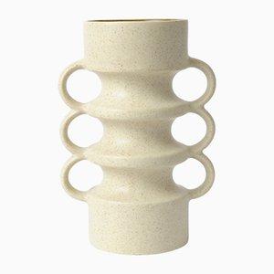Kerzenhalter aus Keramik von Ditmar Urbach, 1970er